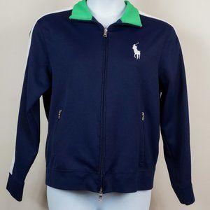 Polo Ralph Lauren Men's Track Jacket Navy Blue